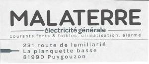 Logo Malaterre